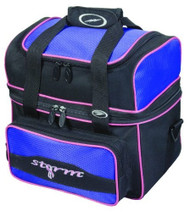 Storm 1 Ball Flip Tote Black/Purple