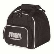 "Adjustable Velcro Closure Provides Better Attachment to Most Telescoping Handles 600 Denier Polyvinyl Fabric Adds Extra Capacity to Most Roller Bags Zippered Accessory Storage Compartment 2-Color Embroidered Logo Dimensions: W:9"" x W:9"" x W:11"" 1-Year Limited Warranty"