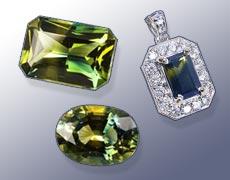 Aust Sapphire & Loose Stones