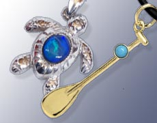 Watersport Jewellery & Sea Creatures