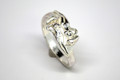 Sterling Silver Naked Lady Ring
