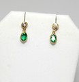 Beautiful 18ct earrings