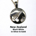 NZ REP Pendant stone set