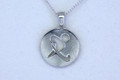 Ster Silver  (AUS REP ONLY) Hockey  Pendant S-2250