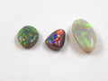 LOOSE Lightning Ridge Opals- ready to create for you !