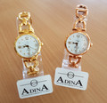 Select one watch ...yellow or rose in colour