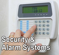 Security and Alarm System in Calgary