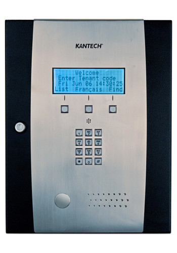 Kantech Telephone Entry System