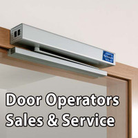 Calgary Door Operators - Installation & Service