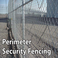 Calgary Perimeter Security Fencing