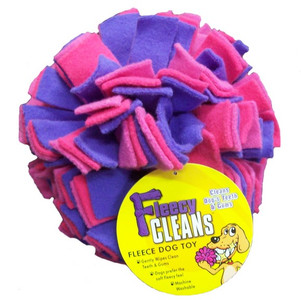 Fleecy Cleans Ball - Small