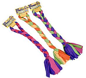 Fleecy Cleans Jumbo Knot Tug