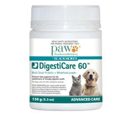 PAW DisgetiCare 60 - 5.3 oz (150g)
