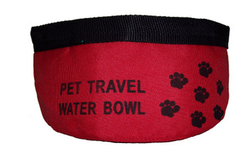 Pet Travel Bowl - Large (8 1/2 Inch)