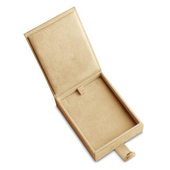 2508 Series  Custom Silsuede Earring & Pendant Box
