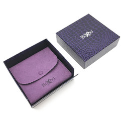 LSQP4 High Quality Charisma Button Pouches with Outer Box