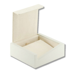 3204 Series High Quality Matte Wood & Chamel Earring Box