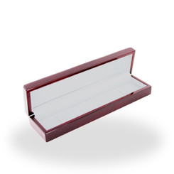 2215 High Quality Laquered Wood Bracelet Box