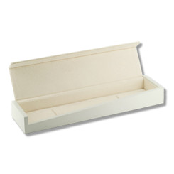 3215 Series High Quality Matte Wood & Chamel Bracelet Box