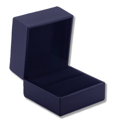 6303 Series Leather Large Ring Box