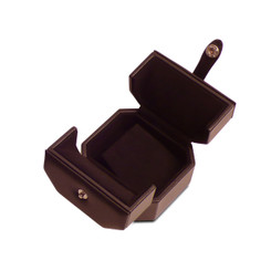 7502 Series Leather Small Earring Box