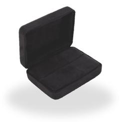 405 Double Ring Box-Black-Black