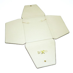 NSPF15 High Quality Chamel Small Necklace Folder