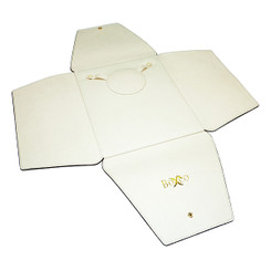 NSPF25 High Quality Chamel Extra Large Necklace Folder