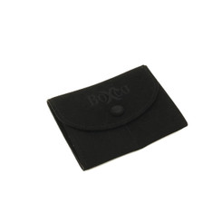 LSQPFR2- Custom Earring Pouch With French Faux Suede