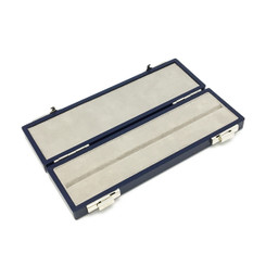 GMCS-60-1 Custom Gem Case Covered with Leatherette & Silsuede