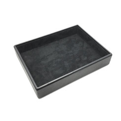 LSTRY Custom High Quality Leather & Charisma Suede Utility Tray