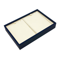 LTRSS Custom High Quality Leatherette & Silsuede Pendant Tray