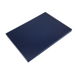 LTRSS Custom High Quality Leatherette & Silsuede Large Tray Cover