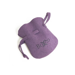 RSP1 Charisma Draw String Pouches with Divider Inside without Outer Box