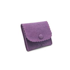LSQP1 High Quality Charisma Button Pouches without Outer Box
