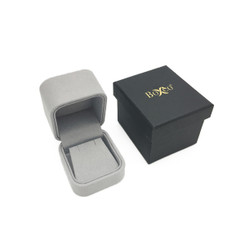 1802 Custom High Quality Charisma Suede Earring Box
