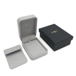 1809 Custom High Quality Charisma Suede Earring and Pendant Box