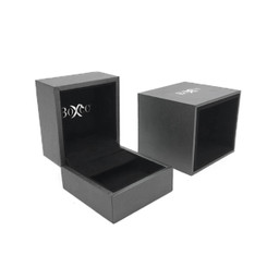 5302 High Quality China Suede and Leatherette Earring Box