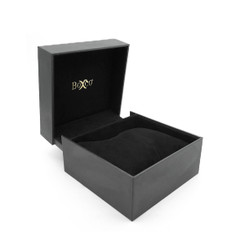 8514 High Quality China Suede and Leatherette Pillow Box