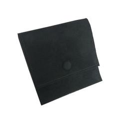 ST-LSQP5 High Quality Chamel Suede Button Pouch