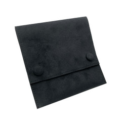 ST-LSQP120 High Quality Prestige Chamel Button Pouch