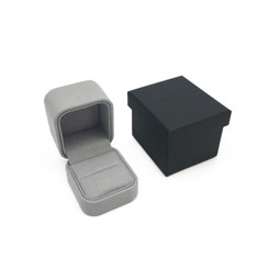 1800 HIGH QUALITY CHARISMA SUEDE RING BOX