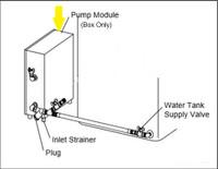 Wet Blast Flex Pump Module, #28587