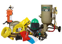 Clemco Model 1028 HP Complete Package