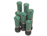 Clemco TMP-5 Blast Nozzle, 1 inch entry with Contractor Thread
