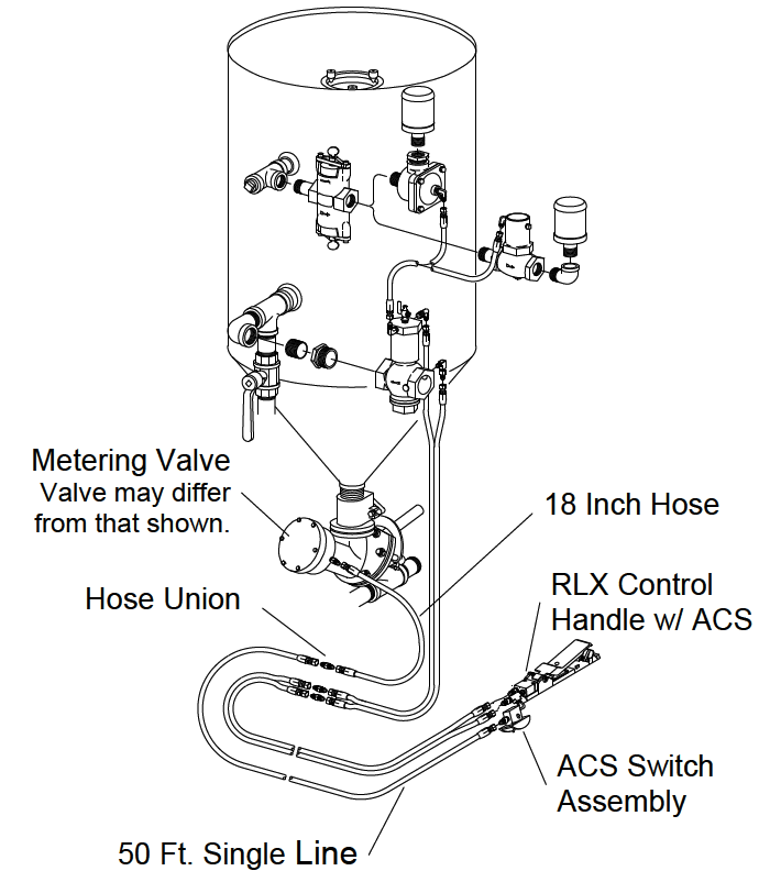 Wire Diagram With The Quotsteam Or Brew Set Point Control Relays
