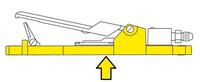 Clemco RLX Remote Control Body
