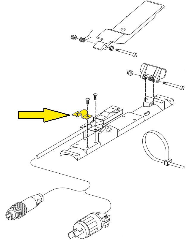 In Line Cord Switch