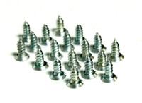 Screws for Clemco 2-Braid and 4 Ply Hose Couplings and Holders (25 pk)
