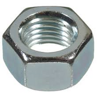 Nut, 3/8 inch NC Hex Head